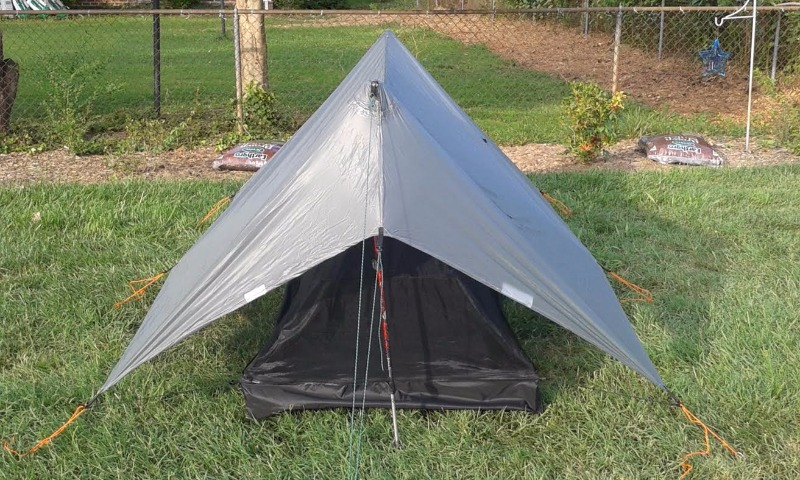 Adding Zipper Windows To Commercial Tent Tents Shelters
